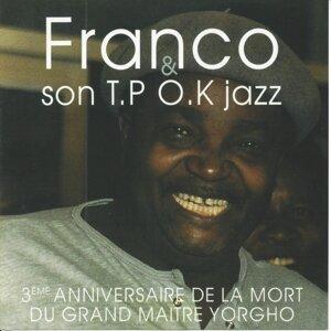 Franco - 3ème anniversaire de la mort du grand maître Yorgho