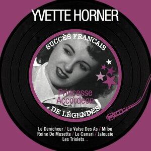Princesse accordéon - Succès français de légendes