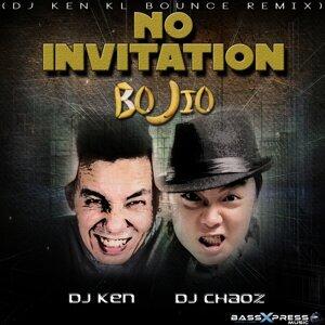 No Invitation - Dj Ken KL Bounce Remix