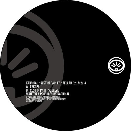 Afulab 32 Kardinal - Rest in Pain Ep
