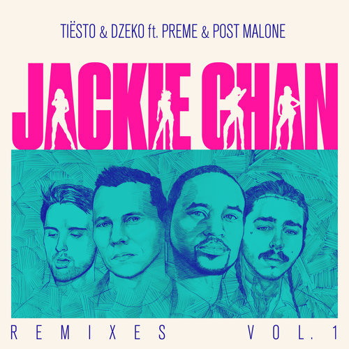 Jackie Chan - Remixes, Vol. 1
