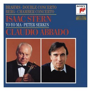 Brahms: Double Concerto - Berg: Chamber Concerto