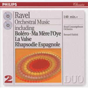 Ravel: Orchestral Music - Boléro/Ma Mère l'Oye etc. - 2 CDs