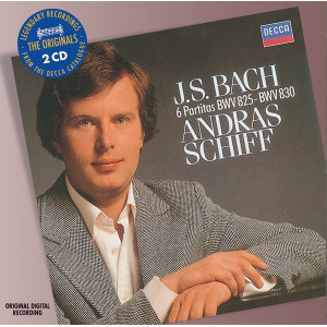 Bach, J.S.: 6 Partitas - 2 CDs