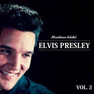 Maailman Tähdet Elvis Presley, Vol. 2