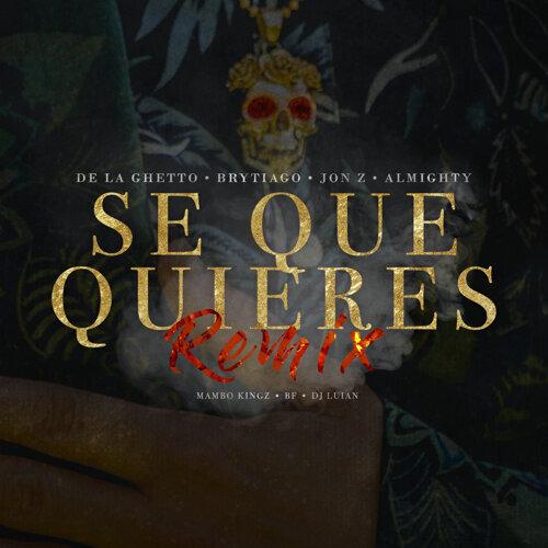 Sé Que Quieres (feat. Brytiago, Jon Z & Almighty) - Remix
