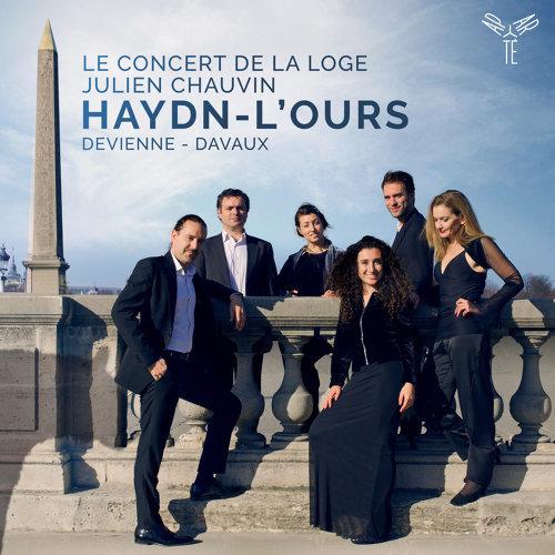 """Symphonie Parisienne No. 82 en Ut Majeur, Hob. I:82 """"L'Ours"""": IV. Finale. Vivace assai"""