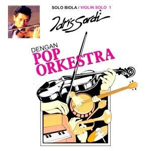 Solo Biola Idris Sardi, Vol. 1 - Dengan Pop Orkestra