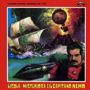 L'isola misteriosa e il capitano Nemo - Colonna sonora originale del film