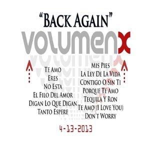 """""""Back Again"""""""