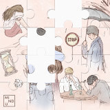 Puzzle - The Second Piece (퍼즐 - 두 번째 조각)