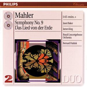 Mahler: Symphony No.9; Das Lied von der Erde - 2 CDs