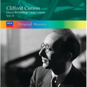 Clifford Curzon: Decca Recordings 1944-1970 Vol.4 - 7 CDs