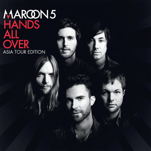 Hands All Over - Deluxe Asia Tour Edition