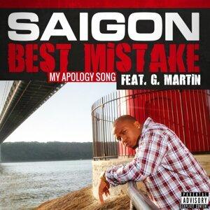 Best Mistake (feat. G. Martin)