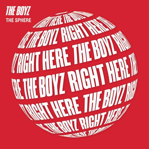 THE BOYZ 1st Single Album [THE SPHERE]