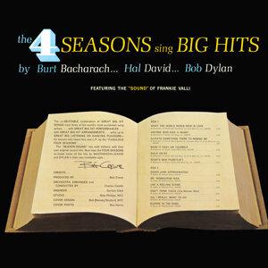 Sing Big hits by Burt Bacharach...Hal David...Bob Dylan