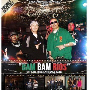Bam Bam Rios Official Ring Enterance Song