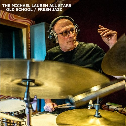 A Fresh Jazz Drum and Saxophone Duet-The Michael Lauren All