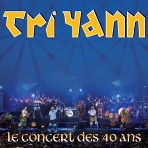 Le concert des 40 ans de Tri Yann - Live