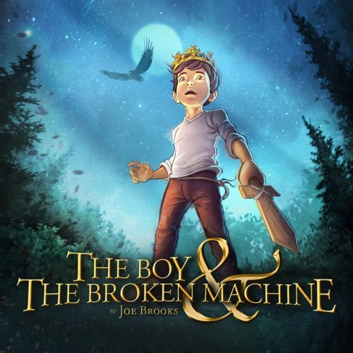 The Boy & the Broken Machine