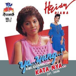 Heidy Diana, Vol. 2: Ya Yang