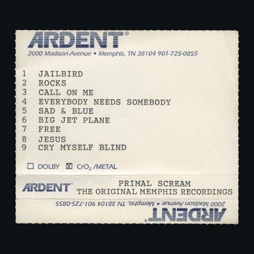 Jailbird - The Original Memphis Recordings