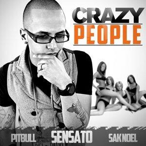 Crazy People (DJ Buddha Explicit Version)