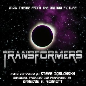 Transformers (2007) - Theme from the Motion Picture (feat. Brandon K. Verrett)