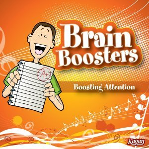 Brain Boosters: Boosting Attention