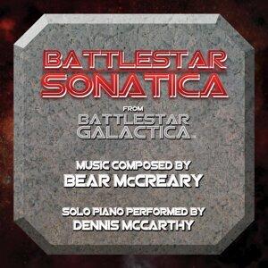Battlestar: Galactica - Battlestar Sonatica - From the Reimagined TV Series (feat. Dennis McCarthy)