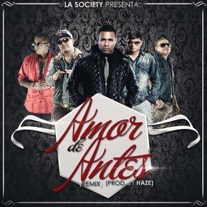 Amor De Antes Re Mix (feat. Plan B, Nengo Flow & Jory Boy)