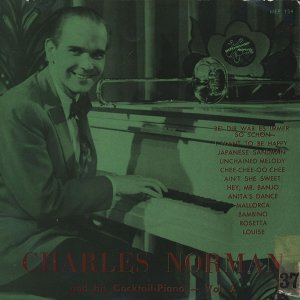 Charles Norman And His Cocktail Piano Vol. 2