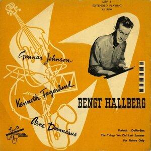 Bengt Hallberg Trio & Quartet