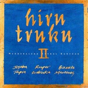 Hiru Truku, Vol. 2 - Mendebaleko Euskal Kantuak