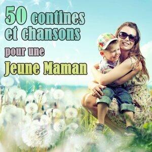 50 contines et chansons pour une jeune maman