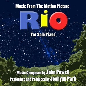 Rio: Music from the Motion Picture for Solo Piano