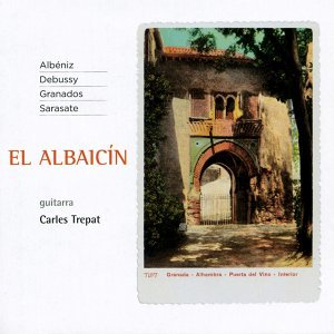 El Albaicín - Arr. for Guitar