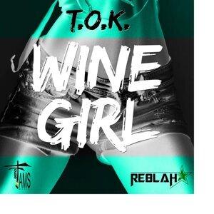 Wine Girl