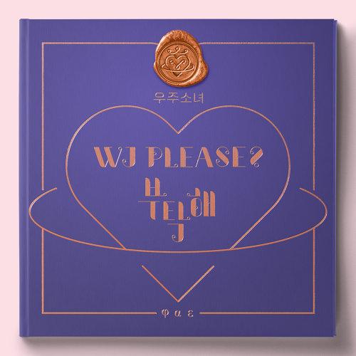 第五張迷你專輯WJ PLEASE?