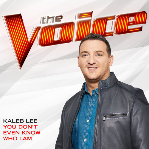 You Don't Even Know Who I Am - The Voice Performance