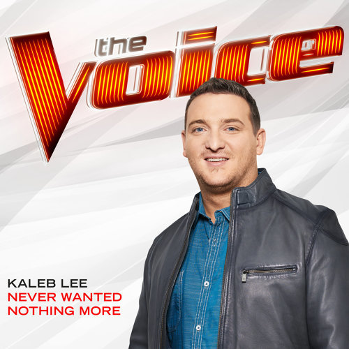 Never Wanted Nothing More - The Voice Performance