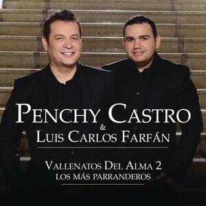 """Vallenatos del Alma, Vol. 2  """"Los Más Parranderos"""""""