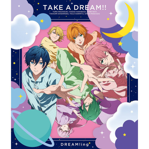 TAKE A DREAM!! (Songs Edition)