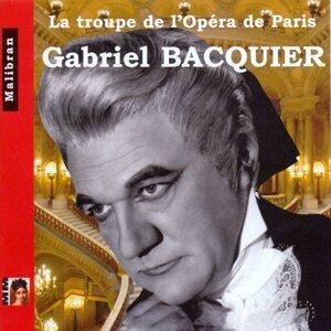 La troupe de l'Opéra de Paris: Gabriel Bacquier - Live au Théâtre des Champs Elysées