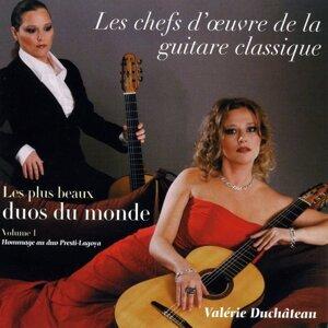 Les chefs d'oeuvre de la guitare classique, vol. 1 : les plus beaux duos du monde - Hommage au duo Presti-Lagoya