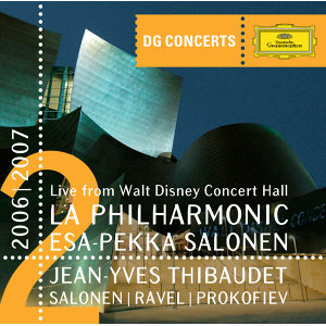 Salonen: Helix / Ravel: Piano Concerto For The Left Hand / Prokofiev: Romeo And Juliet Suite - Live