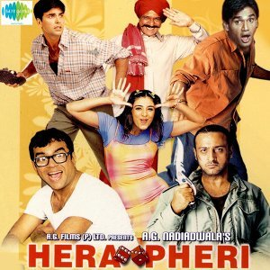 Hera Pheri - Original Motion Picture Soundtrack