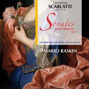 Scarlatti: Sonates pour clavecin, vol. 1
