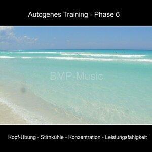 Autogenes Training, Phase 6: Kopf-Übung, Stirnkühle, Konzentration, Leistungsfähigkeit